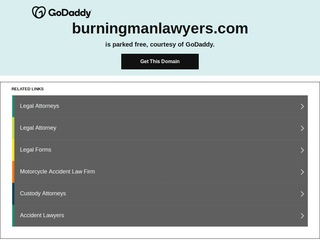 Burning Man Lawyers