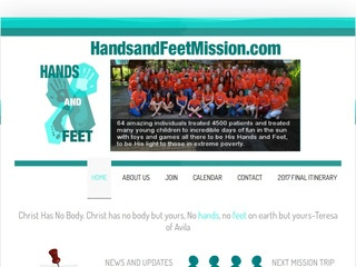 Hands and Feet Medical Mission